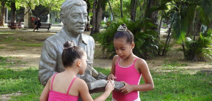 Alberto da Cunha Melo, 75 Anos. Flashes da celebração no Parque 13 de Maio