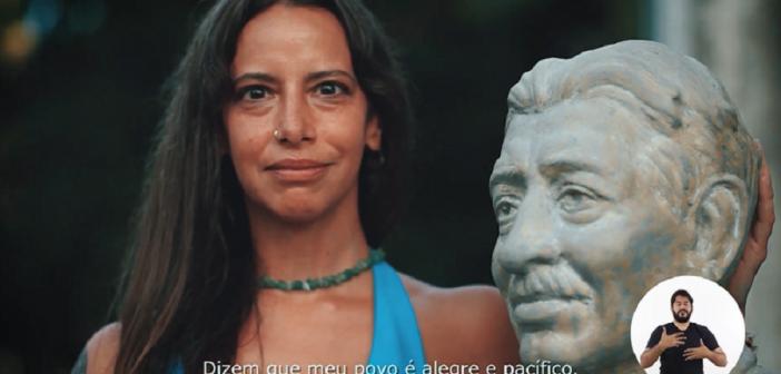 Alberto da Cunha Melo no Circuito da Poesia do Recife